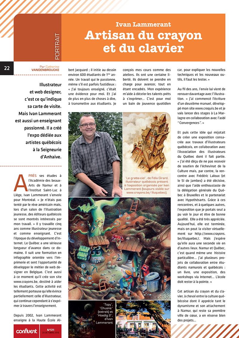 Esquisses Le Site DIvan Lammerant Illustrateur Namur
